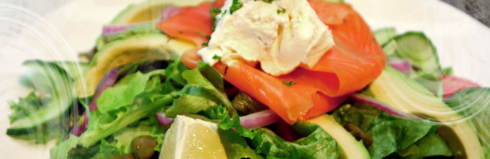 Salads from Beach Blanket Bohemia